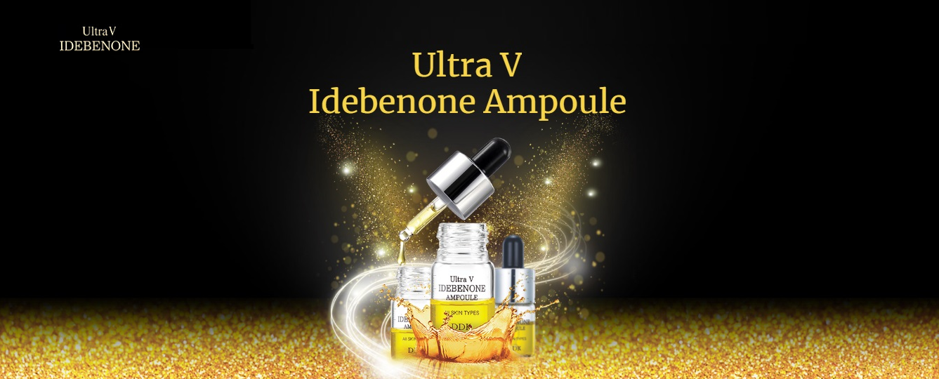 UltraVIdebenoneAmpoule